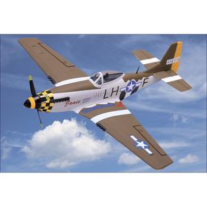 RC Airplane Wingspan Remote-Control P-51 Nicesky Mini Toys EPP 680mm PNP 650MAH