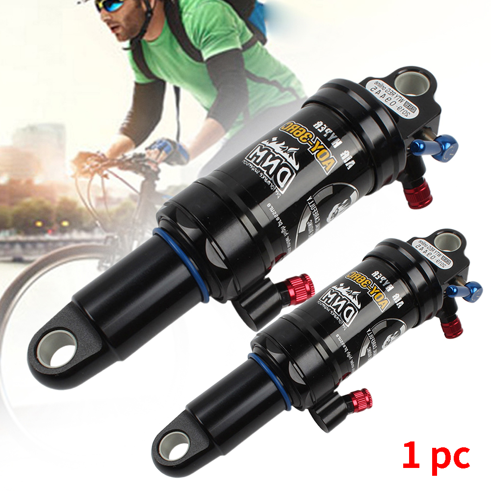 MTB Bike <font><b>Bicycle</b></font> Rear Suspension Air Shock Absorber Hydraulic Speed Lock Out Rear Shock <font><b>Bicycle</b></font> <font><b>Parts</b></font> Cycling Accessories image