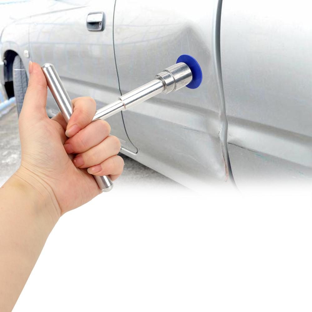 Car Dent Repair Puller Car Repair Tools Sheet Metal Plastic Suction Cup Universal Hail Pit Sagging Repair Kit