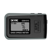 SKYRC GSM 015 GNSS GPS High Precision GPS Speed Meter for RC FPV Multirotor Quadcopter Airplane Helicopter GPS meter