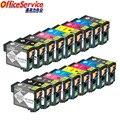 2 комплекта T1571 к T1579 совместимый чернильный картридж полные чернила для Epson Photo R3000 струйный принтер с чипом