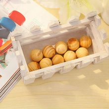 Repellent Mothballs Anti-Mold Wooden for And Insect 10PCS Wardrobe Pest-Control Fragrant