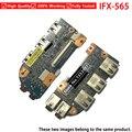 Оригинальный Для Sony Vaio VPC EA EB VPCEA VPCEB VPC-EA VPC-EB IFX-565 USB IFX565 USB Аудио Звуковая карта аудио USB дБ M960