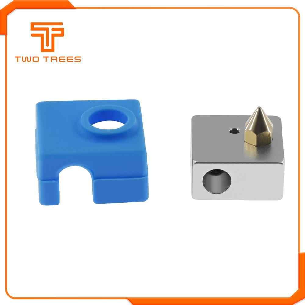 3d принтер MK8 защитный силиконовый носок чехол для нагревателя CR10 CR-10S S4 S5 Anet A8 MK7/MK8/MK9 Hotend