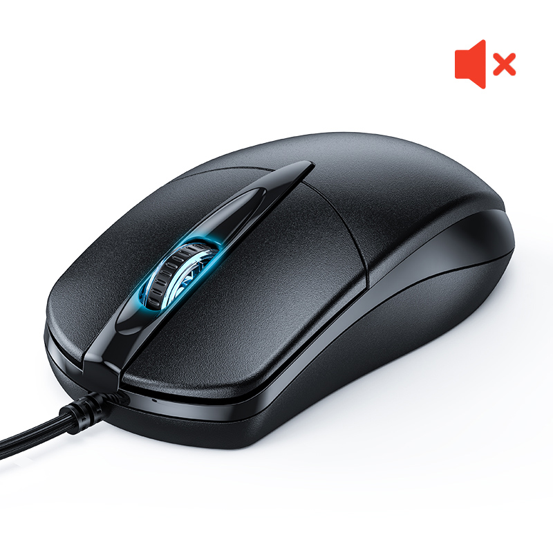 USB Wired Game Mouse <font><b>1000</b></font> DPI RGB Light Gaming Mouse For Macbook Lenovo Asus Dell Laptop Desktop Gamer Computer Silent Mouse image