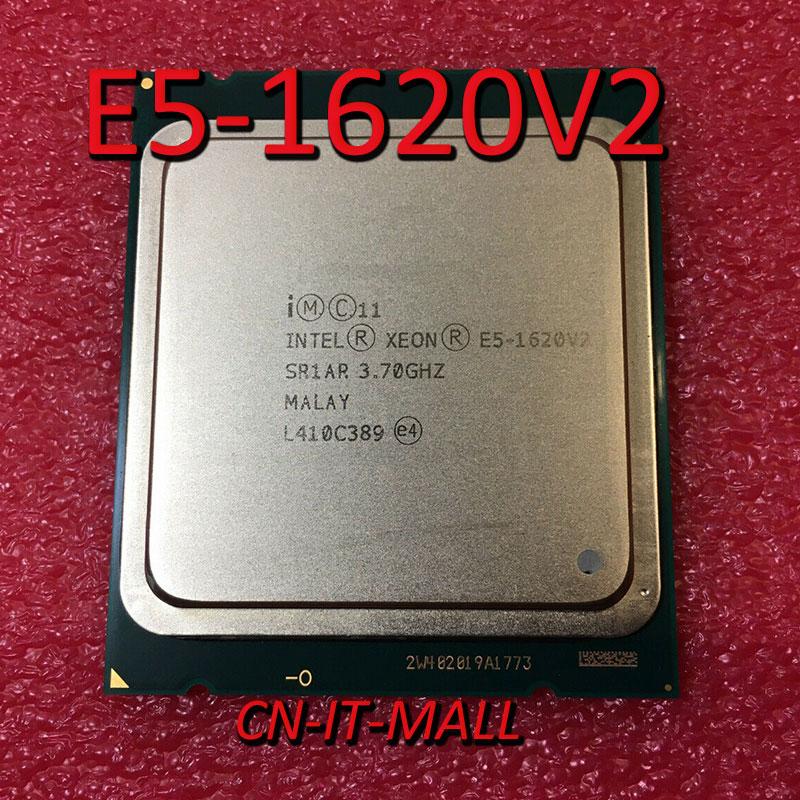 Intel Xeon E5-1620 V2 CPU 3.7GHz 10MB Cache 4 Cores 8 Threads LGA2011 Processor