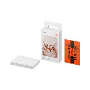 Image 4 - Xiaomi mijia AR Printer 300dpi Portable Photo Mini Pocket With DIY Share 500mAh picture printer pocket printer work with mijia