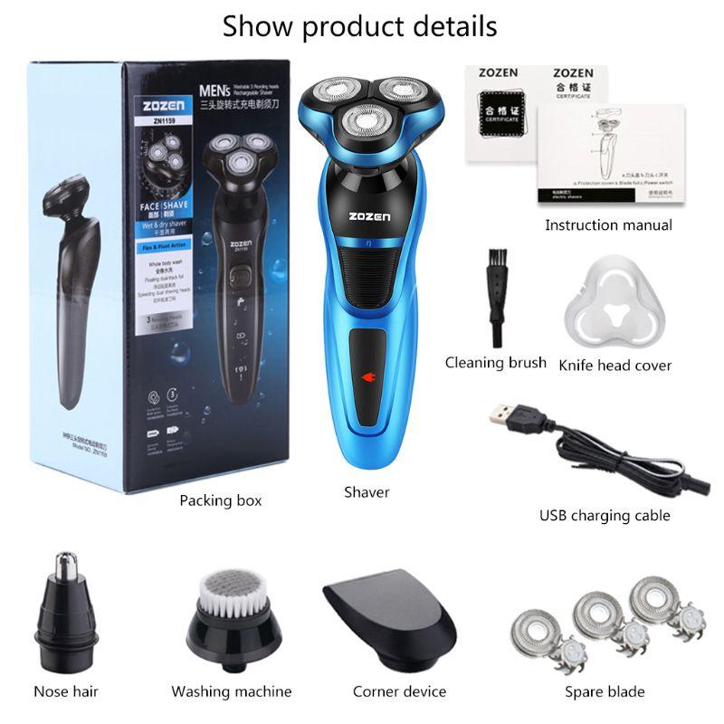 Barbeadores elétricos