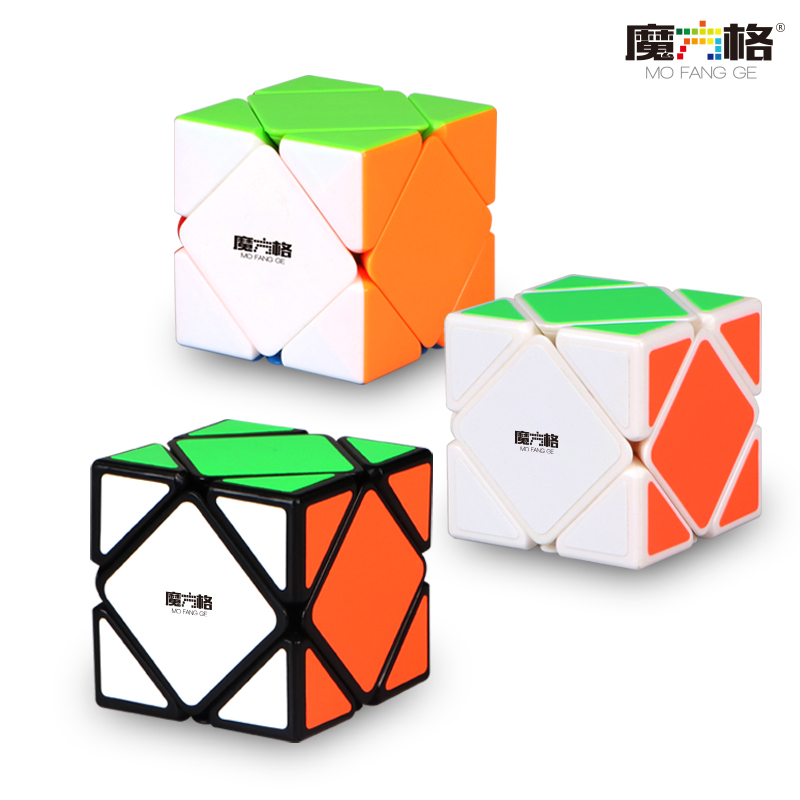 Speed Cube Neo Qiyi Mofangge Skewb Magic Cube Stickerless Puzzle Speed Cube 3x3 Cubo Magico Educational Toys For Children Gift
