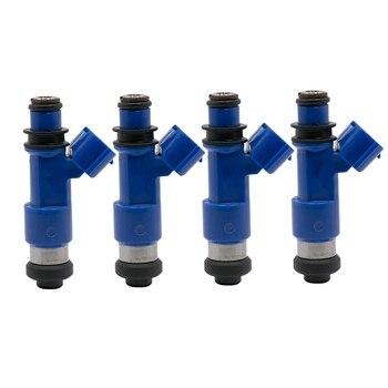 4Pcs 16611-AA720-950CC Blue Fuel Injectors 16611-AA720 for Subaru WRX/STI Legacy GT 16611AA720