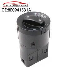 Kit de reparo do interruptor da luz de nevoeiro do farol do carro substituir para audi a4 b6 2000-2004 a4 b7 2004-2007 8e0941531c 8e0941531 8e0941531a