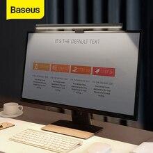Baseus bilgisayar ışığı masa lambası ekran hafif dizüstü bilgisayar USB lamba yeni asılı ışık masa lambası monitör ışık çalışma okuma ışığı