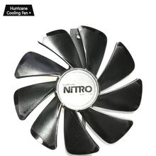 95 มม.CF1015H12D กราฟิกการ์ด Cooler พัดลมสำหรับ Sapphire NITRO RX480 RX470 8G RX 470 480 570 580 590 RX570 4G 8G RX580 8G RX590 D5