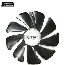 95mm CF1015H12D Carte Graphique Ventilateur Refroidisseur pour Sapphire NITRO RX480 RX470 8G RX 470 480 570 580 590 RX570 4G 8G RX580 8G RX590 D5
