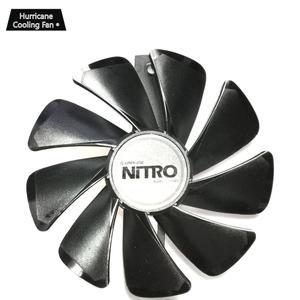 Image 1 - 95mm CF1015H12D Graphics Card Cooler Fan for Sapphire NITRO RX480 RX470 8G RX 470 480 570 580 590 RX570 4G 8G RX580 8G RX590 D5