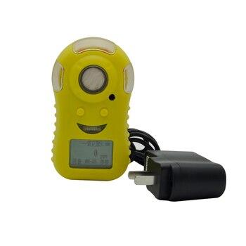 CE ATEX Portable rechargeable combustible gas analyzer CH4 C2H6 0-100%LEL leak detector
