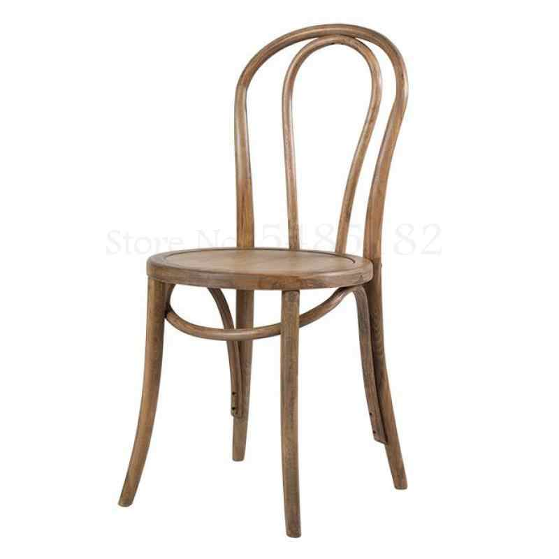 Bent Wood Dining Chair Thonet Chair French Retro Chair Old Wood Dining Chair American Dining Chair Sonacone Chair Aliexpress