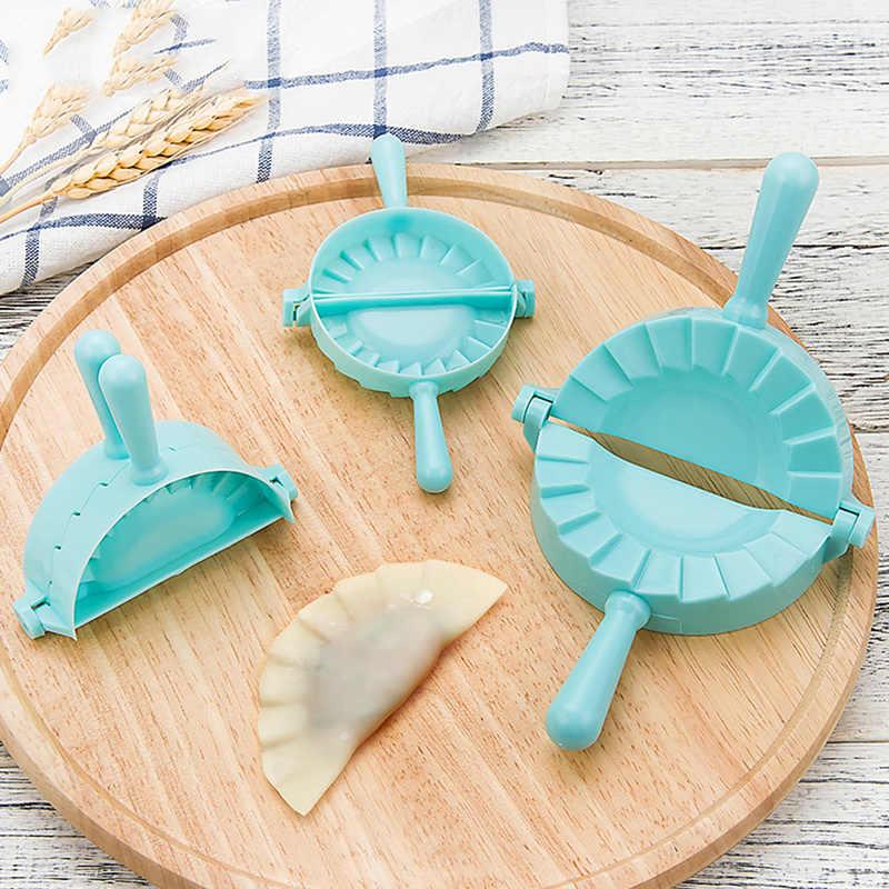 Kuchnia forma do pierogów serce motyl kwiat 3 Model DIY pierogi narzędzie ciasto prasa Pie Ravioli kluski akcesoria do pieczenia 1pc