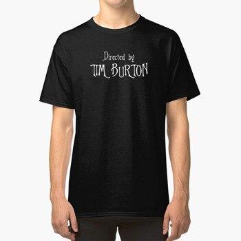 Direccionado por Tim Burton t-shirt, Dirección De Tim Burton, Dirección De Alicia...