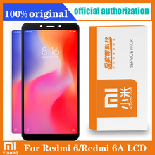"""Original 5.45"""" Display Replacement for XIAOMI REDMI 6 For Redmi 6A LCD Touch Screen Digitizer Assembly with Retail Pack"""
