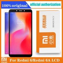 """Sostituzione Display originale da 5.45 """"per XIAOMI REDMI 6 per Redmi 6A LCD Touch Screen Digitizer Assembly con confezione al dettaglio"""