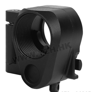 Image 4 - Emersongear Hunting Accessories Metal Tactical AR Folding Stock Adapter For M16 M4 Series GBB AEG Airsoft Hunting Accessory