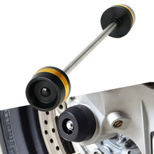 Buy CNC Motorcycle Front Axle Fork Wheel Slider Crash Falling Protector For Ducati Panigale V4 V4S 899 959 Scrambler400 800 Accesion directly from merchant!