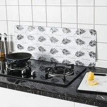 Cozinha óleo splatter telas à prova dwaterproof água casa fogão a gás anti respingo folha de alumínio alta temperatura resistente protetor