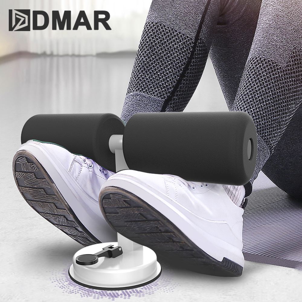 Sit Ups Assistant Abdominal Core Workout Fitness Adjustable Brazil Dropship