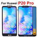 P20 Pro LCD для Huawei p20 pro ЖК-дисплей сенсорный экран CLT-L09 L29 AL01 сборка дигитайзер для huawei P20 Plus LCD P20Pro