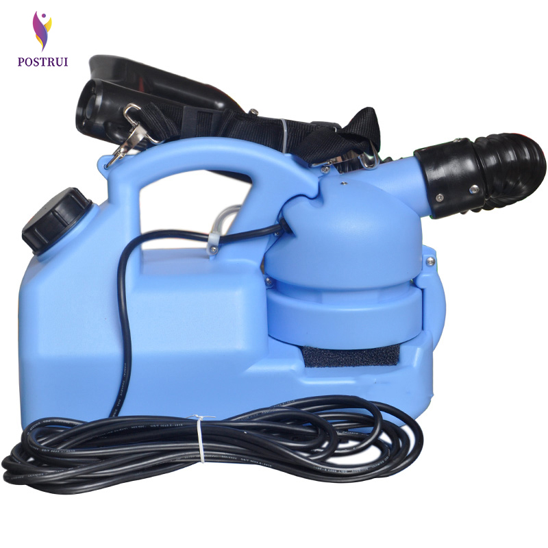 7L Electric ULV Fogger Intelligent Ultra Capacity Sprayer Mosquito Killer Disinfection Machine Insecticide Atomizer Fight Drugs