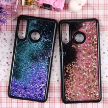 Quicksand Case for Huawei Honor 9 10 Lite 9X 8X 8A 7C 7A 30 Pro 30S 8S 20 20S X10 Cases for Huawei Y9 Prime Y7 Y6 Y5 2019 2018