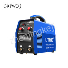 ZX7-200 220v380v Dual-use Automatic industrial Grade Portable Household Small Copper Welding Machine