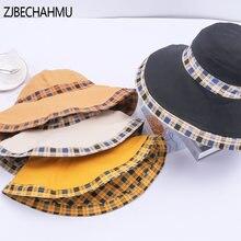 Модные летние модные мягкие хлопковые шляпы повседневные для