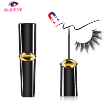 8ml Magnetic Eyeliner Pencil For Magnetic Eyelashes And Eyeliner Set Liquid Eye Liner Fast Drying Waterproof Eye Makeup