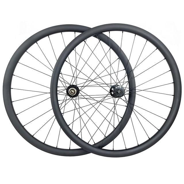 1300g 650B MTB XC 30 مللي متر الفاصلة لايحتاج عجلات الكربون إطارات دراجة تسلق الجبال خفيفة الوزن الحصى العجلات Novatec محاور 15X100 12X142 9 مللي متر 11s XD XDR 12s
