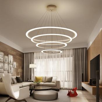 Minimalism Modern Led Chandelier Lighting lampadario led Lamp for Bedroom Living Room luminaria Indoor Light modern chandelier