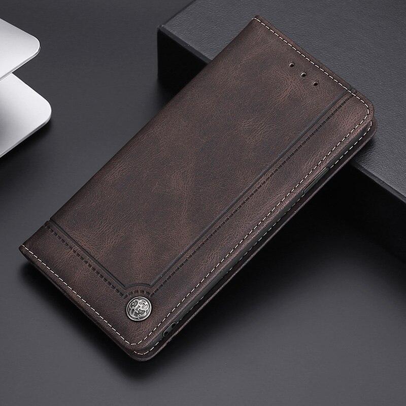 Flip Leather Case Voor Nokia 3.4 5.4 5.3 C1 C2 1.3 2.3 7.2 6.2 3.1C 8Plus 4.2 3.2 2.2 8.1 7.1 5.1 3.1 X6 6 2018 2 3 5 6 7 8 Cover
