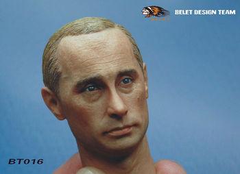 BELET BT016 1/6 el Presidente de Rusia, Vladímir Putín