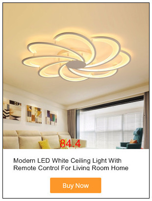 modern led ceiling lamp