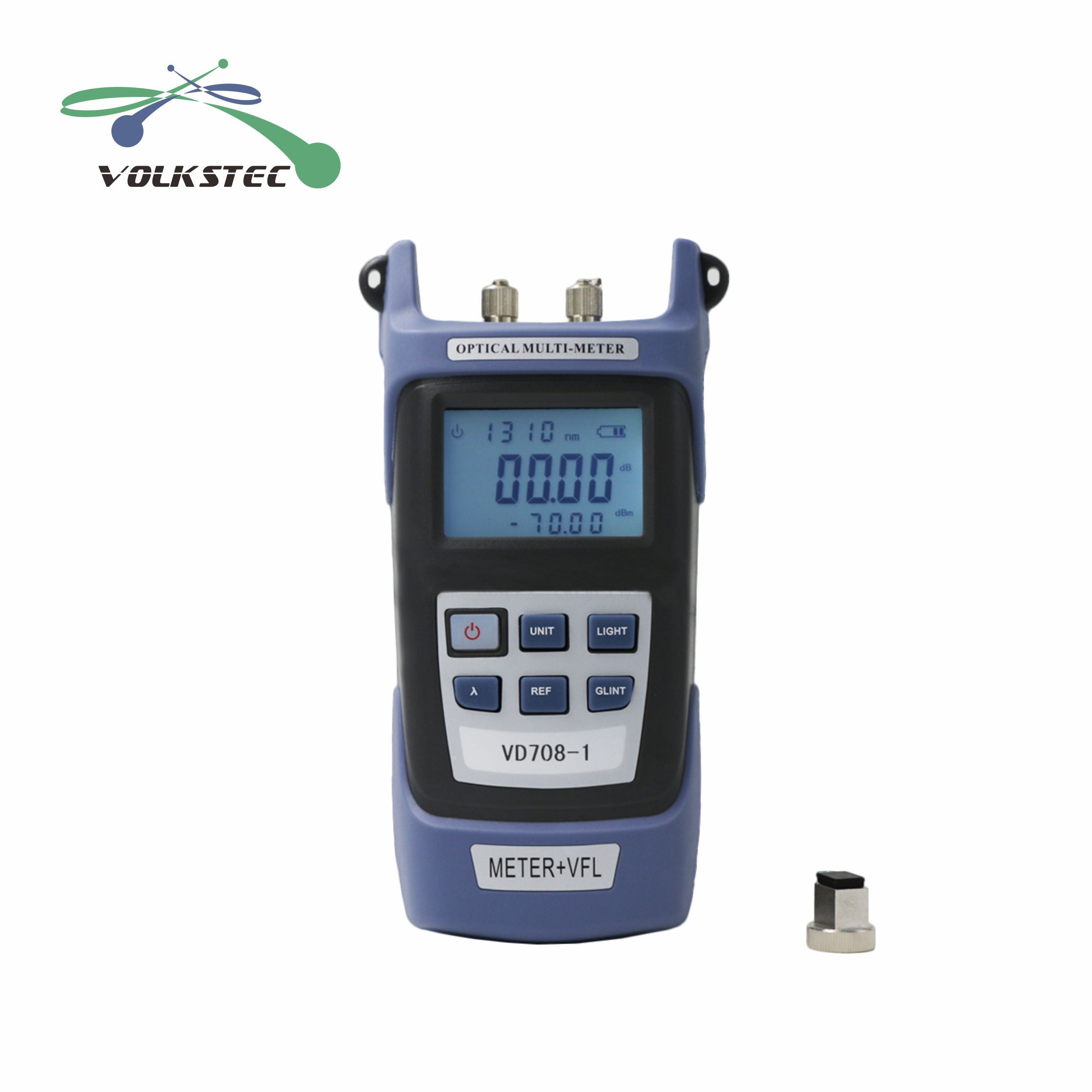 VOLKSTEC Optical Multi-meter Optic Power Meter 5KM Visual Fault Locator Free Shipping