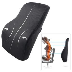 Car Cushion Seat Lumbar Back S