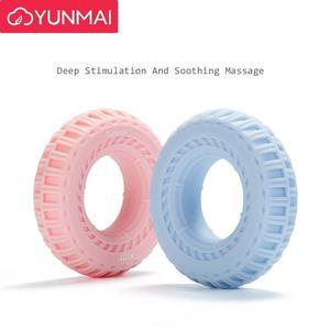 Image 3 - Youpin yunmai garra reforçadora de mão mijia, garra para treinamento de dedo, anel de silicone, descompressão 40lb para homens e mulheres