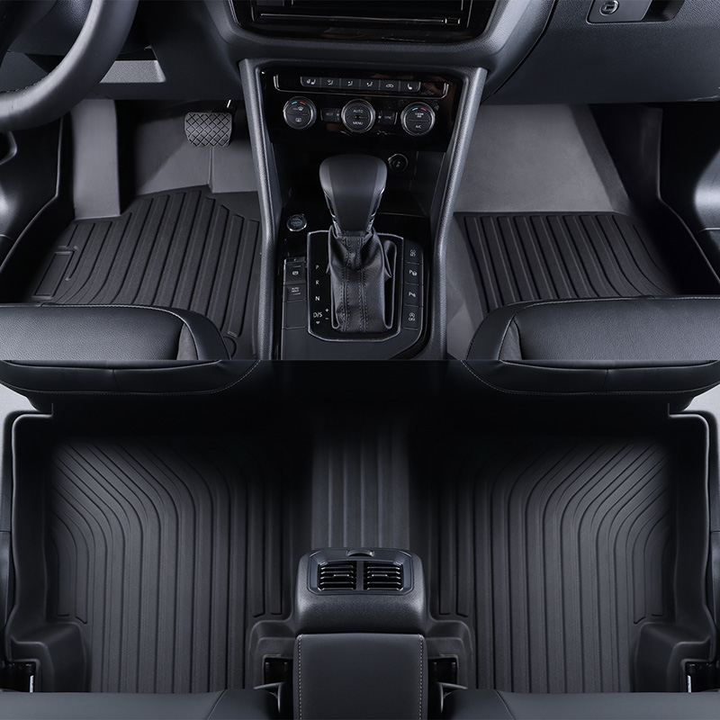 Tapis de sol de voiture sur mesure accessoires Auto pour Honda Accord 9 2014-2017 tapis de sol avant et arrière
