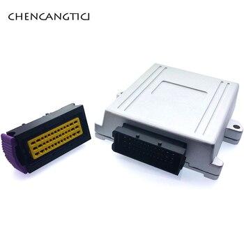 1 set 39 pin forma ecus funda de PCB carcasa de aluminio macho coche caja de control de generador de panel conector macho con terminal