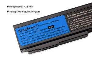 Image 5 - Аккумулятор для ASUS N61 N61J N61D N61V N61VG N61JA N61JV M50s N43S N43JF N43JQ N53 N53S N53SV