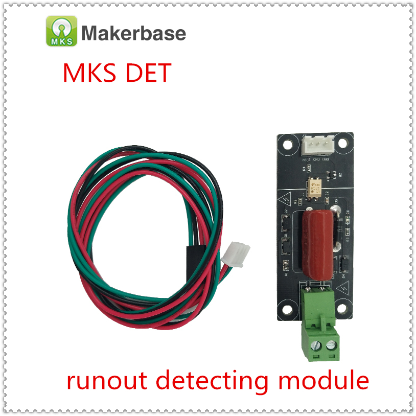 3d printer supplies MKS DET power break sensor power off detector outage monitor recovery breakout board 220DET detection module