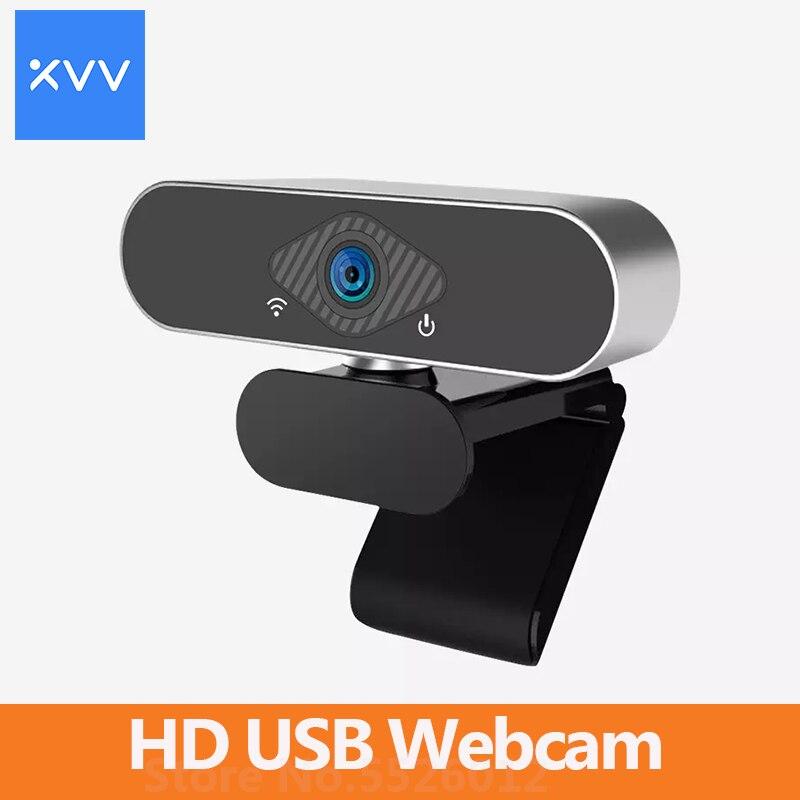 Xiaovv 1080P HD USB веб камера Авто Foucus 150 ° ультра широкоугольная многофункциональная веб камера для прямой трансляции видео конференции|Веб-камеры|   | АлиЭкспресс