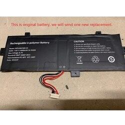 Новый Батарея для Trekstor E11B планшетный ПК WTL5267103-2S литий-полимерный перезаряжаемый аккумулятор замена батарей 7,4 V/7,6 V 8 линий