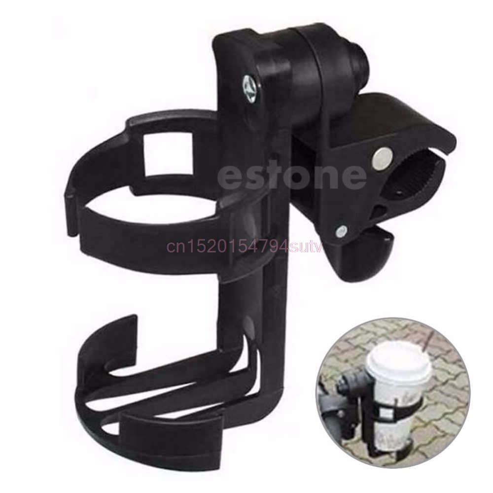 Universal Organizer Cup Holder Baby Stroller Parent Console Buggy Jogger New #H055#